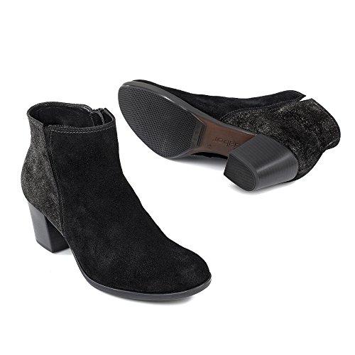 .. Ladies Boots Gabor Artículo No. 91.672.67 tamaño negro 36,5-41 schwarz