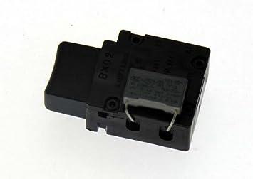 Bosch F016103606 - Interruptor de encendido/apagado: Amazon ...
