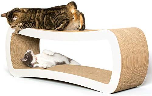 [Amazon.ca] PetFusion Jumbo Cat Scratcher Lounge $99.58