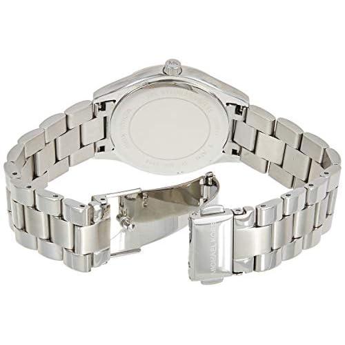Michael Kors Mini Slim Runway Stainless Steel Watch