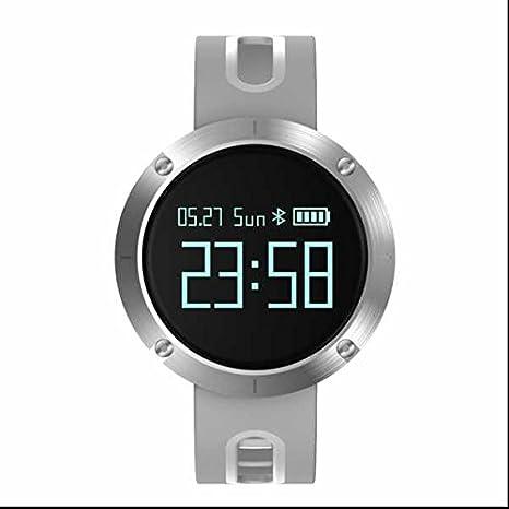 Pulsera Inteligente Inalámbrica Bluetooth GPS Deportes Fitness Relojes,Sleep Monitor,presión arterial,Rastreador de Ejercicios,Bluetooth Monitor de ...