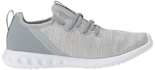 Puma Vrouwen Carson 2 X Breien Wn Sneaker Steengroeve-puma Wit