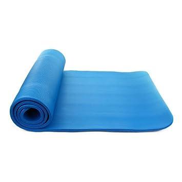 Amazon.com : NewRetailGlobal Extra Thick 10MM Yoga Mat ...