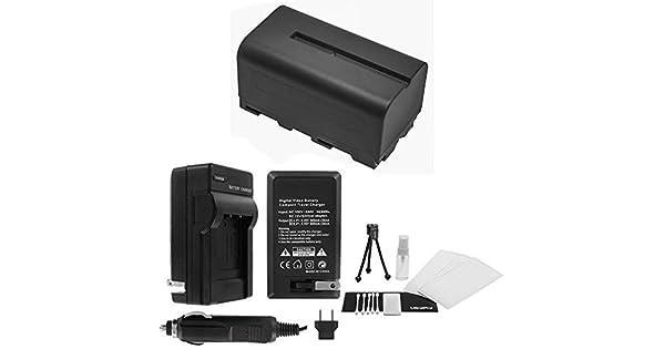 Amazon.com: NP-F760 – Batería de repuesto de alta capacidad ...