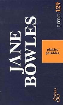 Plaisirs paisibles par Bowles