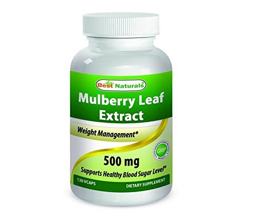 Best Naturals Mulberry Extract Count
