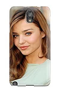 Galaxy Note 3 YY-ONE - Slim Fit Tpu Protector Shock Absorbent Case (celebrity Miranda Kerr) by icecream design