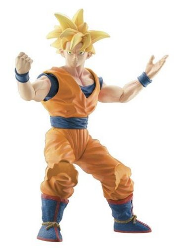 Dragonball Z Series 9 Movie Collection 9 Inch Deluxe Action Figure SS Teen Gohan