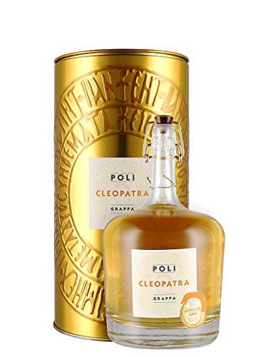 Grappa Moscato Oro Cleopatra Astucciato Poli Distillerie 0.7 l astucciato 1 spesavip