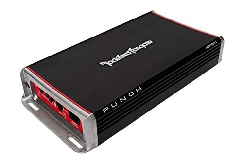 Rockford Fosgate PBR500X1 Punch 500 Watt Mono Boosted Rail Amplifier (Mono 500w Fosgate Rockford)