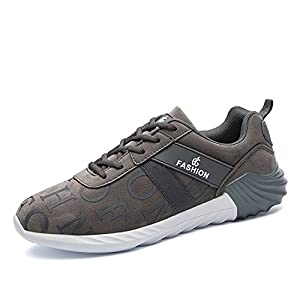 Mesh Shoes Casual Lightweight breathable Quick-Dry Water Running Sports Slip-on Swim Walking Driving Boating Travel couples for Men Women Kids Black Red Gray sneakers BADIER Gray 43