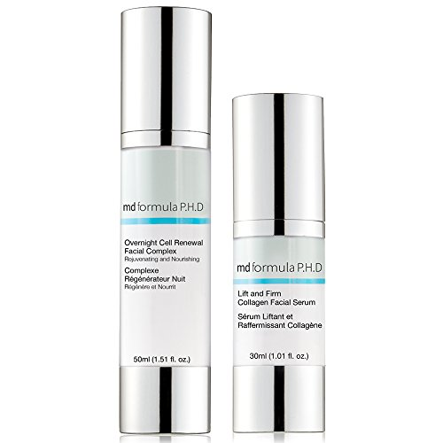 Skin Pharmacy Lift and Firm Collagen Facial Serum and Ove...