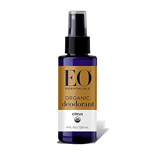 EO Organic Deodorant Spray, Citrus - 4