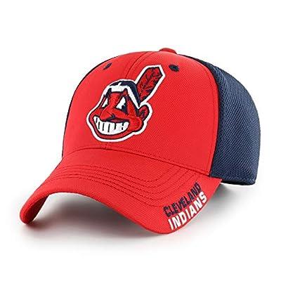 Fan Favorite MLB Cleveland Indians Completion Adjustable Hat