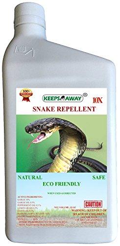 Keeps Away Snake Repellent