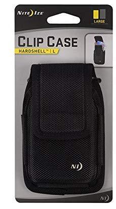 Nite Ize Hardshell Holster - 1 Pack - Retail Packaging - Black