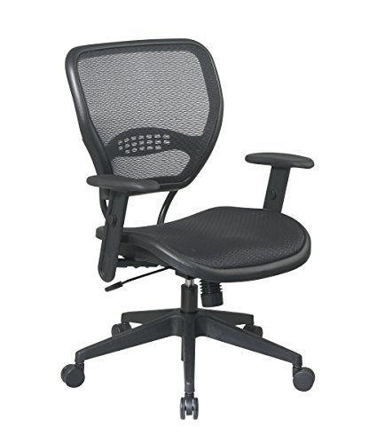 Deluxe Air Grid - Deluxe Task Chair with Air Grid Seat and Back PNo: 5560