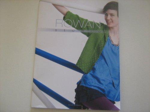 Rowan Studio Pattern Collection Issue 16: Rainbow Brights
