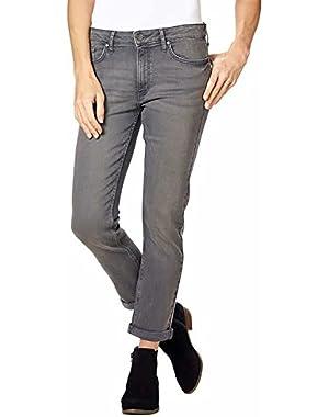 Calvin Klein Jeans Ladies' Slim Boyfriend Jean