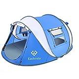 Eackrola Pop Up Tent,3-4 Person Camping Tents 10