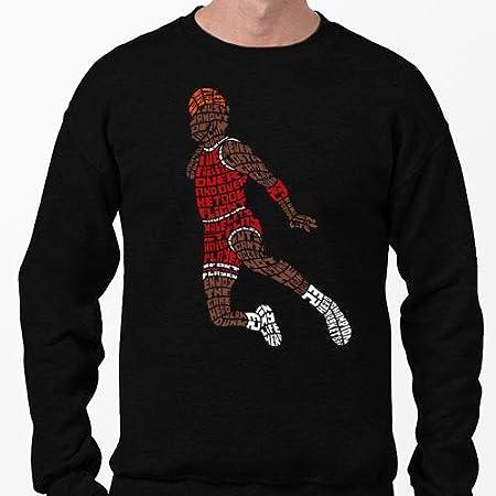 Positivos Sudaderas Jersey Jordan Basket - M: Amazon.es: Hogar