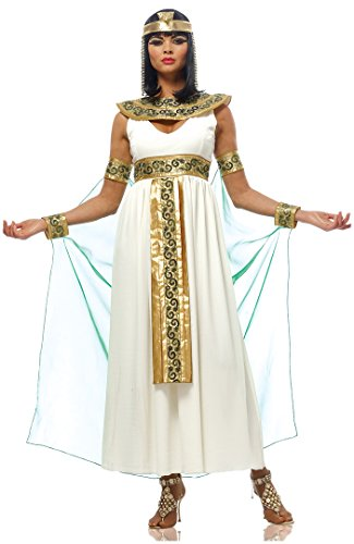 Royal Cleopatra Adult Costume  sc 1 st  Halloween Ideas For Women & Cleopatra Costume Stunning Jewel Of The Nile Costumes