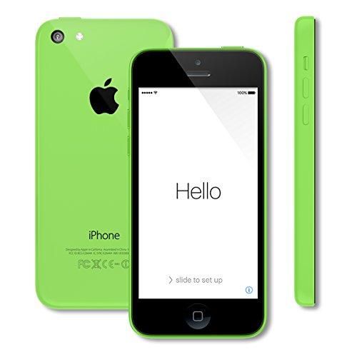 Apple iPhone Green Unlocked Phone