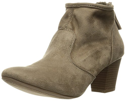 Bootie Rix Women's Ankle Qupid Taupe 01 x8IqqwFd