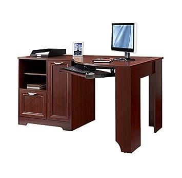 Amazoncom Realspace Magellan Collection Corner Desk Classic