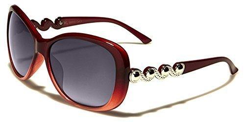 inclus GRATUIT soleil ovale VG microfibre beachhutsunglasses Designer Rouge poche papillon femme UV400 lunettes de Protection COMPLET xvUqw6YU
