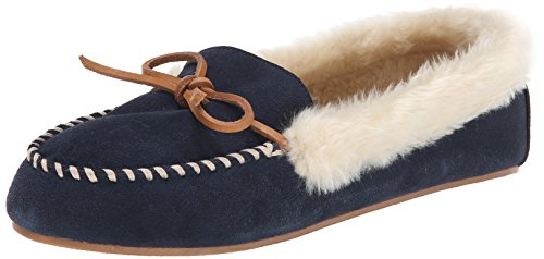 Sperry Top-sider Womens Paige Slipper Navy