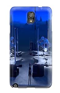 Anti-scratch And Shatterproof Star Wars Rebels Phone Case For Galaxy Note 3/ High Quality Tpu Case