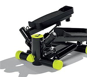 Crivit Sports Mini Stepper Swing-Stepper inkl. drei Expander qp24576