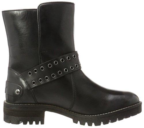 Boots Open Schwarz Jeans Schwarz Hellen Pepe Damen 999 nqvI6Z