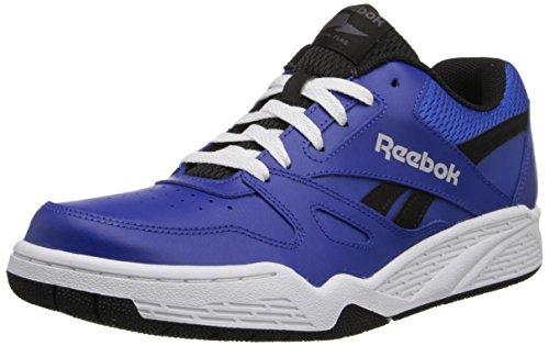 Reebok Men's Royal BB4500 Low Basketball Shoe, Collegiate Royal/Black/Steel/White, 13 M US
