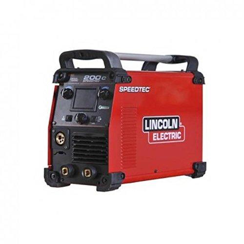 Lincoln Electric 0004904 Soldadora Inverter MIG, 396 mm x 246 mm x 527 mm, 20-200 A: Amazon.es: Industria, empresas y ciencia