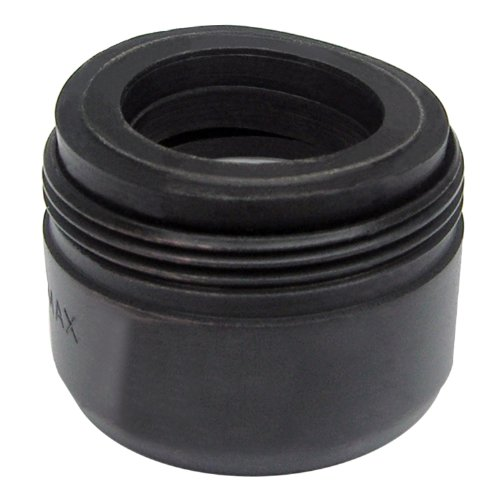 LASCO 09-1977 Dual Thread Faucet Aerator, Standard Male and Female Adapter, Oil Rubbed Bronze