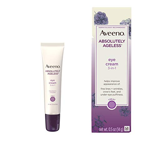 Aveeno Absolutely Ageless Eye Cream 0.5oz by Aveeno