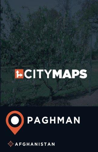 City Maps Paghman Afghanistan