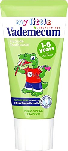 Vademecum Toothpaste for Children - Apple - 6 - Flat Shipping Rate Overseas