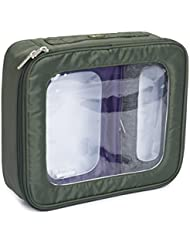 Lug Bento Box 3pc Container Set, Olive Green