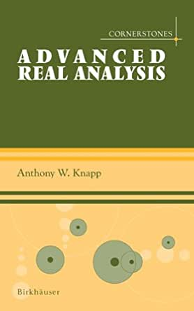Advanced real analysis with a companion volume basic real advanced real analysis with a companion volume basic real analysis cornerstones 2005th edition kindle edition fandeluxe Gallery
