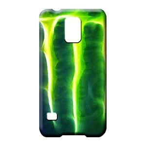 samsung galaxy s5 mobile phone skins Designed Excellent Fitted Awesome Phone Cases Monster Enegry Logo