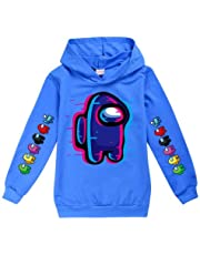Moschin Among US Clothes Boys Girls Hoodies Kids Clothes