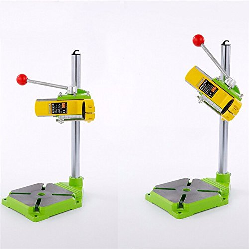 BG6117 Bench Drill Stand/Press Mini Electric Drill Carrier Bracket 90 Rotating Fixed Frame