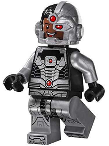 amazon com lego super heroes dc universe justice league minifigure