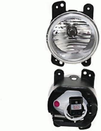 One Fog Light Lamp w//light Bulb for 2005-2010 300 C 300C 2005 2006  300 Srt8 R=L