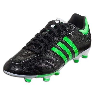 adidas 11NOVA TRX FG (Black Green Zest Runnig White) (6.5) bb83504c4f6f