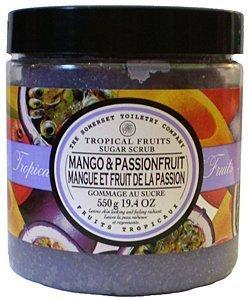 Somerset Passion Fruit - Asquith & Somerset Tropical Fruits Mango & Passionfruit Exfoliating Sugar Scrub 19.4 Fl.Oz.