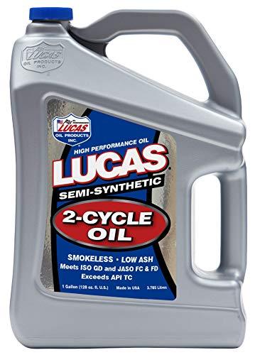 Lucas Oil 10115 Semi-Synthetic